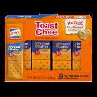 Lance Toast Chee Crackers 8CT 12.1oz PKG