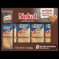 Lance Toast Chee Crackers 40CT 60.7oz PKG