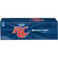 RC Cola 12PK of 12oz Cans