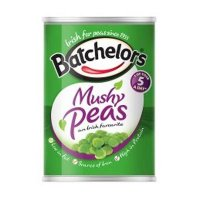 Batchelors Mushy Original Cooked Dry Peas 10.6oz Can