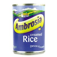 Ambrosia Devon Rice Pudding 14.1oz Can