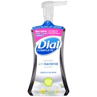 Dial Complete Antibacterial Foaming Hand Wash Soothing White Tea 7.5oz BTL