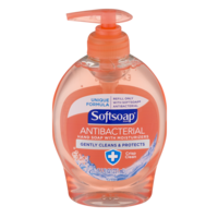 Softsoap Hand Soap Antibacterial 7.5oz BTL