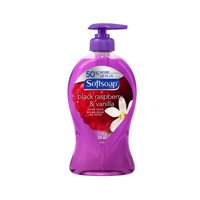 Softsoap Hand Soap Black Raspberry Vanilla 7.5oz BTL