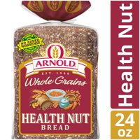 Arnold Whole Grains Bread Health Nut 24oz PKG product image