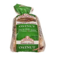 Arnold Whole Grains Bread Oat Nut 24oz PKG