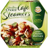 Healthy Choice Cafe Steamers Grilled Chicken Marinara 9.5oz PKG