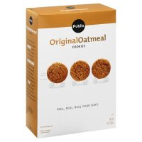Store Brand Original Oatmeal Cookies 12oz Box product image