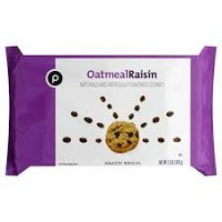 Store Brand Oatmeal Raisin Cookies 13oz PKG