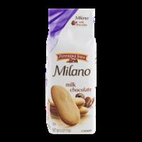 Pepperidge Farm Milano Cookies Milk Chocolate 6oz PKG