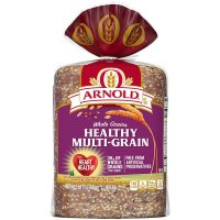 Arnold Whole Grains Bread Healthy Multi-Grain 24oz PKG