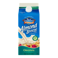 Almond Breeze Almond Milk Original 64oz CTN