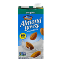 Almond Breeze Original Non-Dairy Beverage 32oz CTN