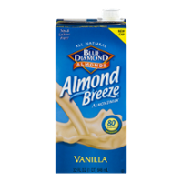 Almond Breeze Vanilla Non-Dairy Beverage 32oz CTN product image