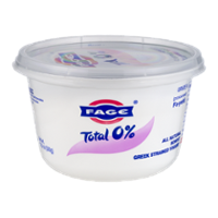 Fage Greek Yogurt 0% 17.6oz Tub