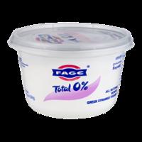 Fage Greek Yogurt 0% 17.6oz Tub product image