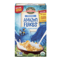 Nature's Path EnviroKidz Amazon Frosted Flakes Cereal 14oz Box