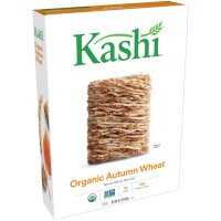 Kashi Whole Wheat Biscuits Autumn Wheat Cereal 16.3oz Box