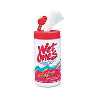 Wet Ones Moist Towelettes Fresh Scent Anti-Bacterial 40CT PKG product image