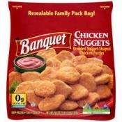 Banquet Chicken Nuggets 26.5oz Bag