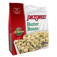 Pictsweet Butter Beans Frozen 16oz PKG
