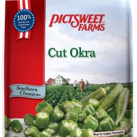 Pictsweet Premium Cut Okra 16oz Bag