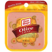 Oscar Mayer Olive Loaf  8oz PKG