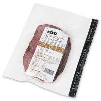 Store Brand Deli Packaged Beef Bottom Round Roast 12oz PKG