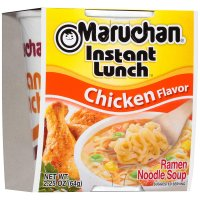Maruchan Instant Lunch Chicken Flavor Ramen Noodles 2.25oz PKG