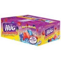 Little Hug Fruit Barrels Berry Blends 8oz EA 20CT