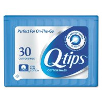 Q-Tips Cotton Swabs Purse Pack 30CT PKG