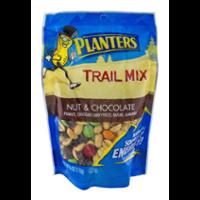 Planters Trail Mix Nut & Chocolate 6oz Bag