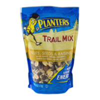 Planters Trail Mix Nuts, Seeds & Cranberries 6oz Bag product image