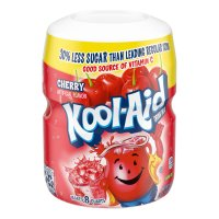 Kool-Aid Drink Mix Cherry Makes 8QTS 19oz PKG