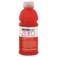 Glaceau Vitamin Water Zero Go-Go Mixed Berry 20oz BTL
