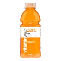 Glaceau Vitamin Water Zero Rise Orange 20oz BTL