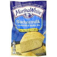 Martha White Buttermilk Cornbread & Muffin Mix 6oz Pouch