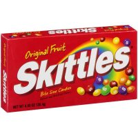 Skittles Original Candies 3.5oz Box