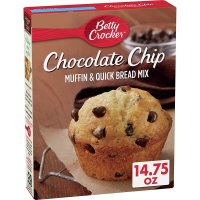 General Mills Betty Crocker Premium Muffin & Quick Bread Mix Chocolate Chip 14.75oz Box