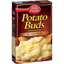 Betty Crocker Mashed Potatoes Potato Buds 13.75oz