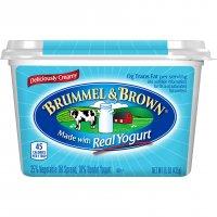 Brummel & Brown Spread Made with Yogurt 15oz Tub product image