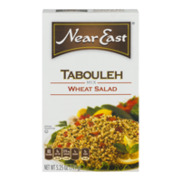 Near East Taboule Mix Wheat Salad 5.25oz Box