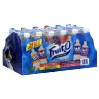 Fruit 2 O Water Variety Pack 20oz EA 24CT Bottles