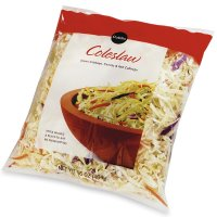 Store Brand Coleslaw Mix 16oz Bag