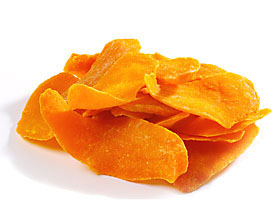 Store Brand Dried Mango 4.5oz PKG