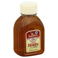Sue Bee Premium Clover Honey 8oz Squeeze BTL