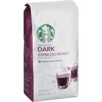 Starbucks Coffee Dark Espresso Roast (Ground) 12oz Bag