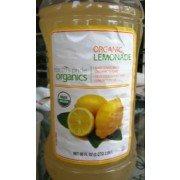 Club Store Brand Organic Lemonade 96oz Jug