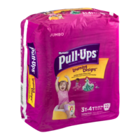 Huggies Pull-Ups Training Pants Learning Designs 3T-4T Girls 22CT PKG product image