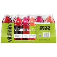 Glaceau Vitamin Water Variety Pack 20CT of 20oz BTLS
